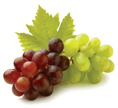 red&green grapes